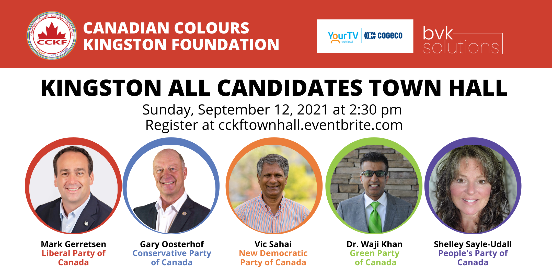 All Candidates Town Hall