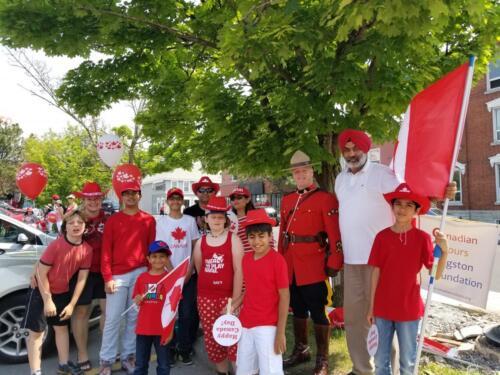 Kingston Canada Day Parade 2018 - 2