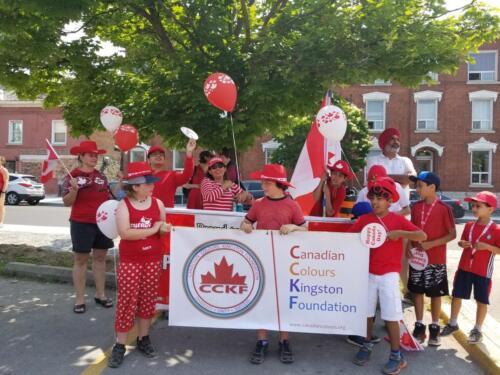 Kingston Canada Day Parade 2018 - 5