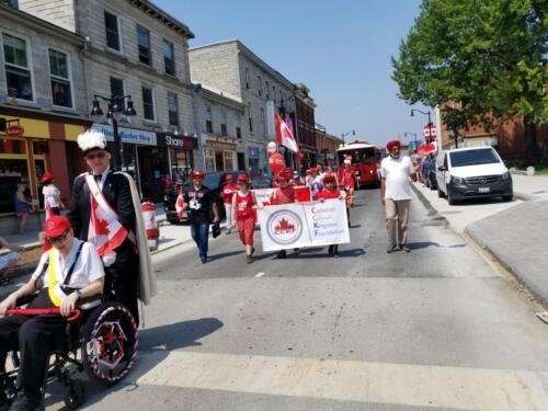 Kingston Canada Day Parade 2018 - 3