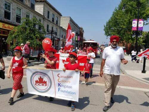 Kingston Canada Day Parade 2018 - 4