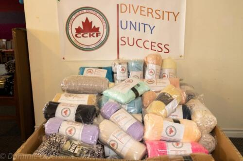 Blanket Drive 2021 - Donated Blankets 3