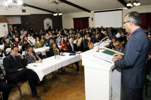 Diversity Dinner 2017 - Founder's Speech: Jimmy Hassan