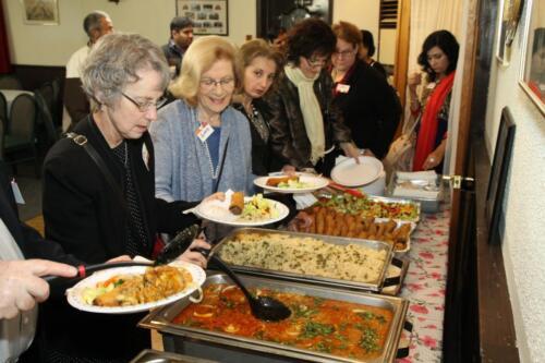 Diversity Dinner 2017 - Dinner is Served 2