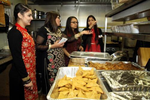 Diversity Dinner 2017 - Dinner is Served